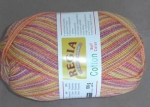 REGIA Cotton Surf Colors 100 Gramm pro Knäuel Farbe bonbon